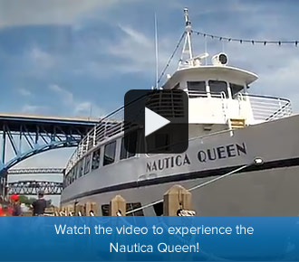The Nautica Queen Cleveland S Dining Cruise Ship